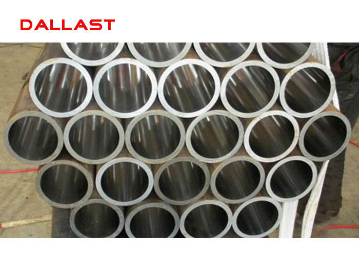 Industrial Hard Chrome Plated Piston Rod , Customized Seamless Honed Tube